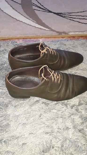 Туфли кожаные! отличного качества. в Бишкек