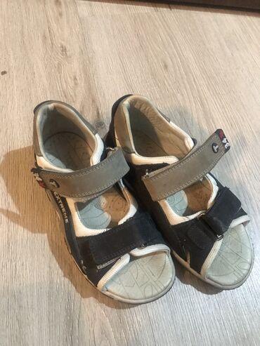 жигули 0 6 цена бишкек в Кыргызстан: Детские ортопед сандали обувь вся кожа!  Состояние отличное ! Сандал