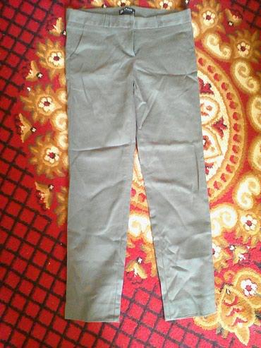 женские-брюки-новые в Азербайджан: Walvar. S(36) razmer. Yawil rengde tezedi