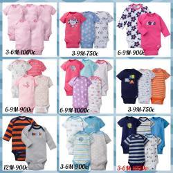 Продаю детскую одежду американского бренда Gerber. Размеры и цена за