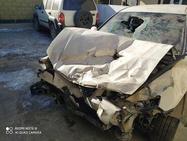 аварийная в Кыргызстан: Honda Accord 2.4 л. 2004 | 333 км