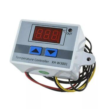 Терморегулятор Xh3001 для инкубатора, брудера, аквариума, террариума
