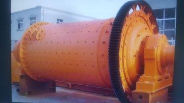 Мельница шаровая МШЦ 2,4*3Производительность от 8 до 50 тонн/часПо в Бишкек