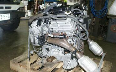 Lexus GS300 / Mark X 3GR 4WD Двигатель, Лексус ЖС300 / Марк Х 3ГР 4ВД