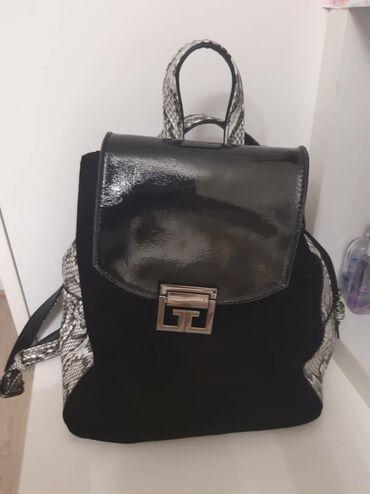 Рюкзак новый натуральная заиша