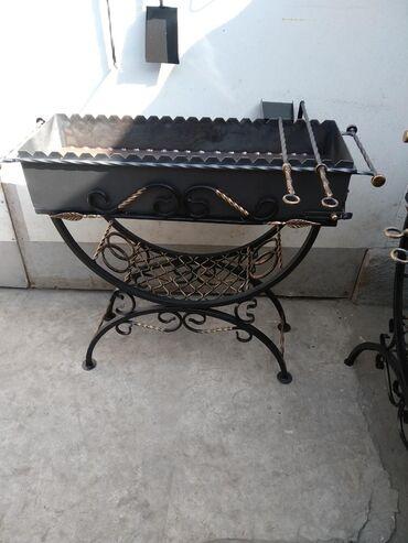 тандыр для шашлыка в Кыргызстан: Красивый и удобный мангал для дома, будет радовать вас не только