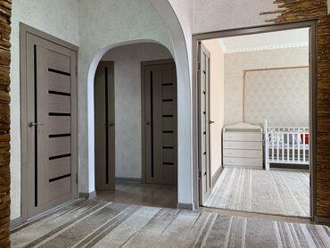 Продажа квартир - 2000 - Бишкек: 106 серия, 3 комнаты, 81 кв. м С мебелью