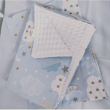 Za decu - Srbija: Cebence za bebe + navlaka za jastukCebence je 80x100 u kombinaciji