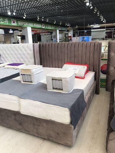биндеры 160 листов в Кыргызстан: Кровать «Лулу»Размер: 2*160Ткань: Турция - ВелюрЦена со скидкой