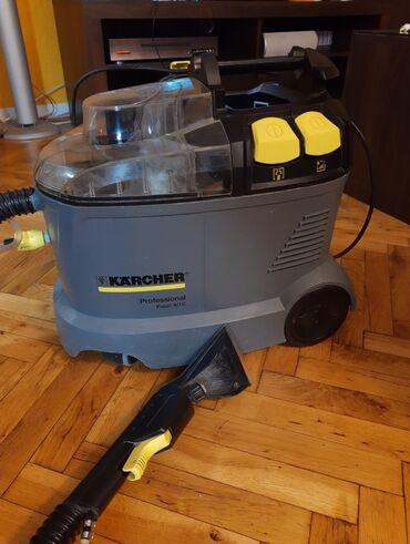 Iznajmljivanje mašina za dubinsko pranje i čišćenje nameštaja, tepiha