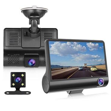 Bakı şəhərində 3 Kameraları Video Registratorlar