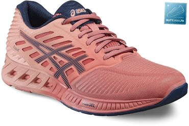 Asics FuzeX Womens Running Shoes -Br. 39.5(gaziste 25cm)