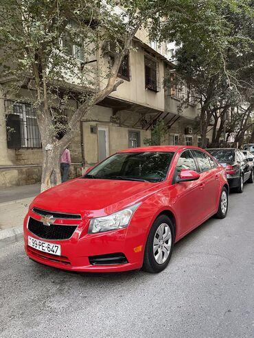 soyuducu anbar icareye verilir in Azərbaycan | DIGƏR KOMMERSIYA DAŞINMAZ ƏMLAKI: Chevrolet Cruze 1.8 l. 2013 | 190000 km
