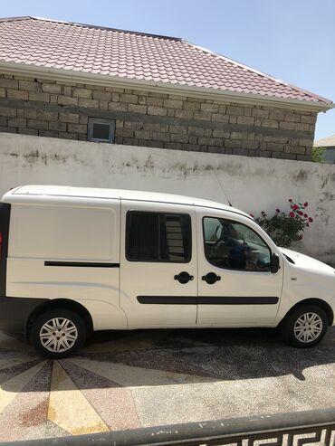 мини аккумулятор в Азербайджан: Fiat Doblo 1.3 л. 2009 | 250000 км