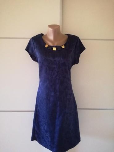Teget plave haljine u velicinama 38 i 40. - Bajina Basta