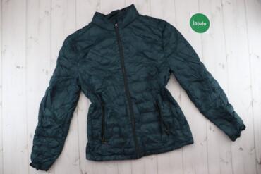 Жіноча куртка з чохлом   Довжина: 68 см Рукав: 68 см Напівобхват груде