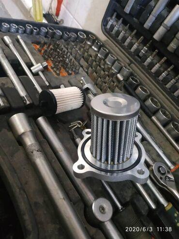 пассивное-сетевое-оборудование-logan в Кыргызстан: #Автозапчасти!!!Замена газовых фильтров, с заводским газовым