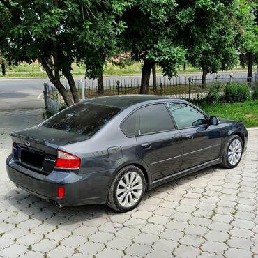 Subaru Legacy 2.5 л. 2007