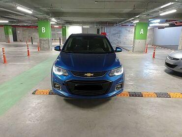 avtomobil satılır in Azərbaycan   MERCEDES-BENZ: Chevrolet Aveo 1.4 l. 2018   100 km