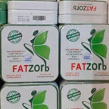 fatzorb отзывы в Кыргызстан: Фатзорб-Fatzorb Оригинал💯Капсулы для похудения FatZorbFatzorb - это