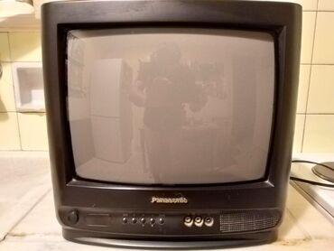 Τηλεόραση έγχρωμη σε λειτουργία vintage