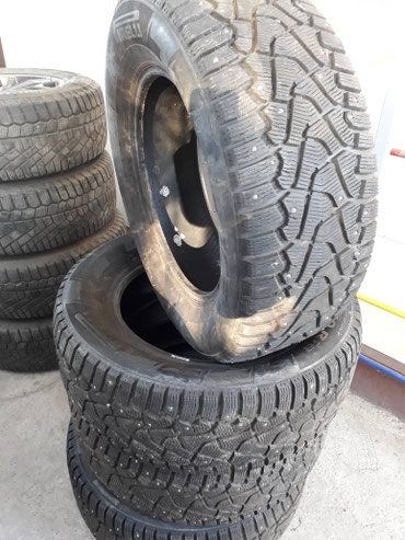 Зимные шины 265,60,18 Цена 200$ в Бишкек