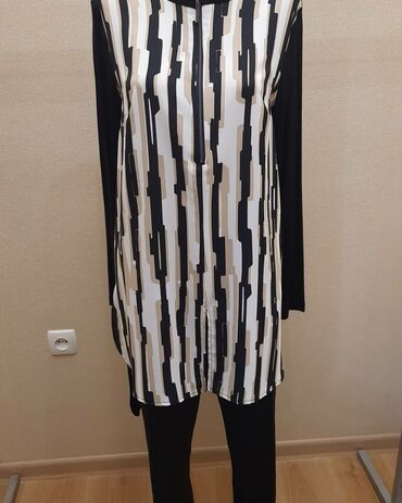 Рубашки и блузы - Кыргызстан: Туника производство Турция  Размеры 42 44(+6)