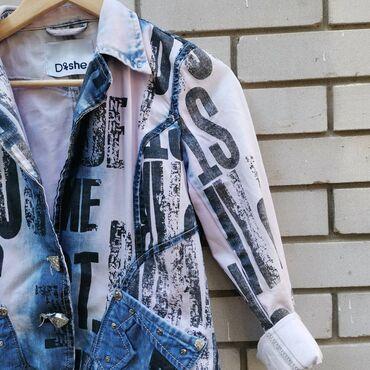 Skroz zanimljiva i veoma posebna teksas jakna, maksimalno je očuvana b