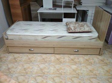 НОВЫЙ КРОВАТЬ !!! кровать одноместный КАЧЕСТВО ОТЛИЧНОЕ УДОБНО. в Бишкек