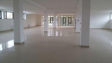 Сдается помещение. Новая здания 2 и 3-этаж по 350 кв. м. за 3$ и подва в Бишкек