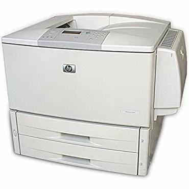 Продаю или меняюHP LaserJet 9040dnТехнология печатилазерная