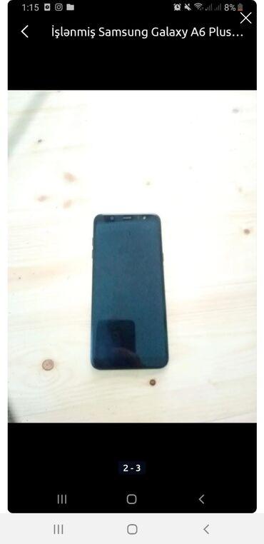 acura cl 32 at - Azərbaycan: Samsung a6+ 32gb qara reng yaxşı veziyyetdedir heç bir problemi