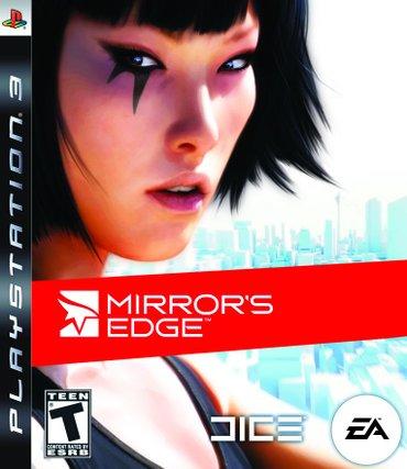 Bakı şəhərində Mirrors edge для ps3