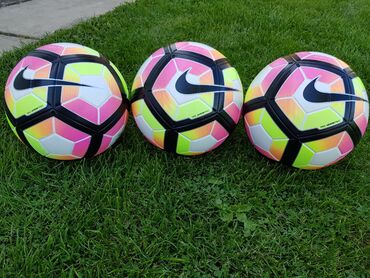 Lopte su nove nekoriscene  Profi lopte kojima su igrane najjače lige š