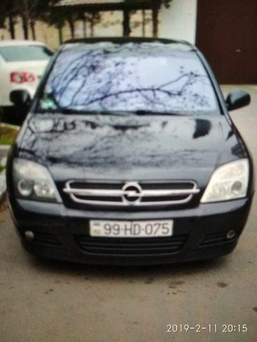 Bakı şəhərində Opel Vectra 2005