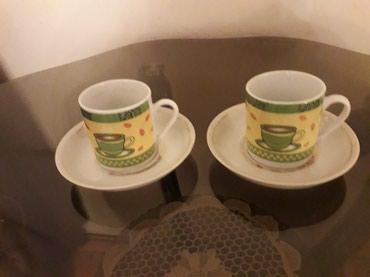 Посуда новые Кофейные чашки, стопки. в Бишкек
