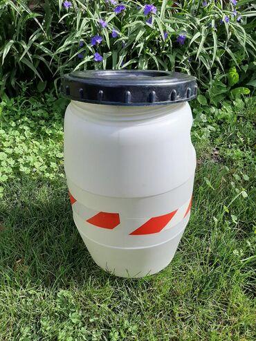 Пластиковая канистра, б/у 30 литров хорошее состояние ( в
