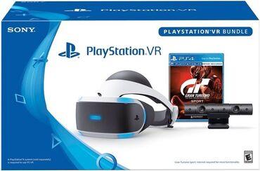 макулатура бишкек прием в Кыргызстан: Продаю Playstation VRв отличном состоянии,играли мало в комплекте Шл