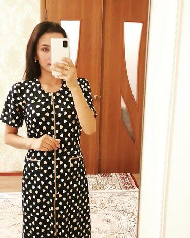 Лёгкие, супер удобные, красивые домашние халаты  Ткань: летний тонкий