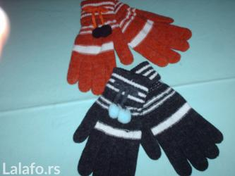 Kvalitetne pletene rukavice - Subotica