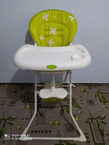 стулья для гостинной недорого в Кыргызстан: Продаю стульчик для кормления состояние отличное