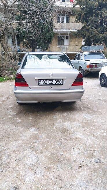 brilliance m2 1 8 at - Azərbaycan: Mercedes-Benz C 180 1.8 l. 1997