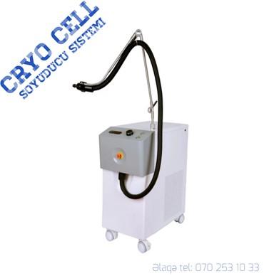 aleksandrit lazer - Azərbaycan: Soyuducu sistem Zimmer texnologiyalı. MBT lazerin istehsalı olan