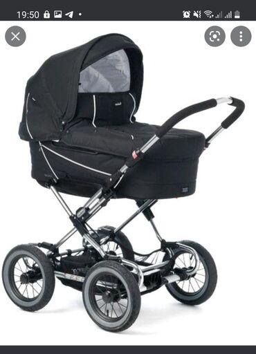 3510 объявлений: Продается коляска 2в1 Emmaliunga люлька +прогулочный блок,прогулочный