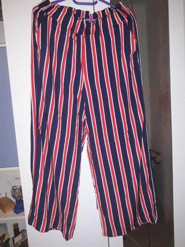 Nove siroke pantalone koje slobodno padaju. Mnogo lepse izgledaju kad - Belgrade