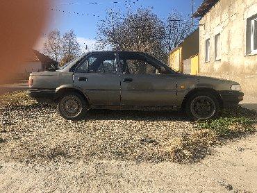 Plinske boce - Srbija: Toyota Corolla 1 l. 1990 | 260540 km