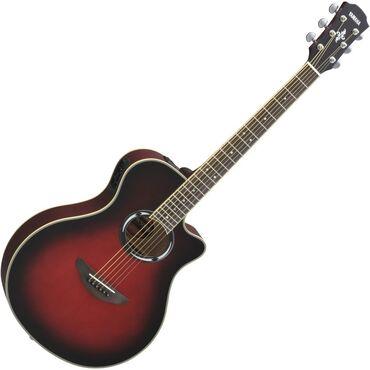 uzun gec paltarlari - Azərbaycan: Original Elektro akustik Yamaha gitarasıdır! Hər bir detalı