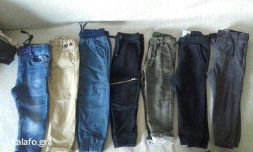 Zara παντελονια  για 3-4ετων από 4 έως 6 ευρω σε Eastern Thessaloniki
