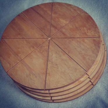 джинсы мужские 32 в Кыргызстан: Доски для подачи пиццы с направляющими на 8 частей. 32-35-37 см.в