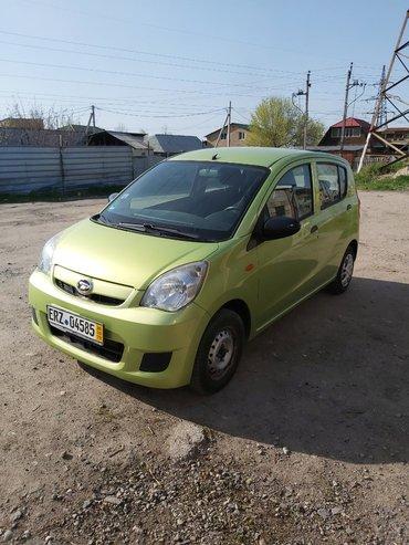 Daihatsu - Кыргызстан: Daihatsu Cuore 1 л. 2010 | 100000 км